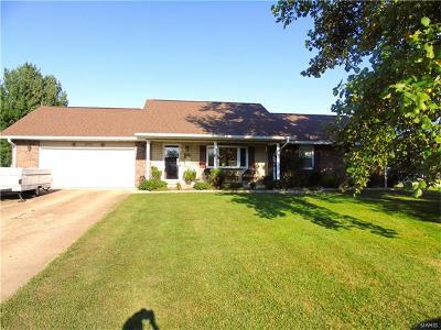 St Jacob Single Family Home For Sale: 102 Irene Dr.