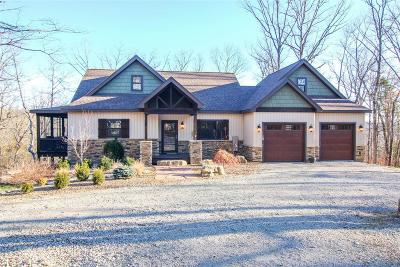 Innsbrook MO Single Family Home For Sale: $539,500