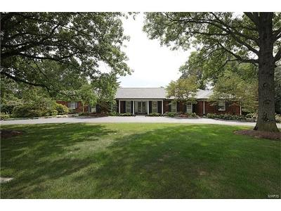 Town and Country Single Family Home For Sale: 12000 Heatherdane