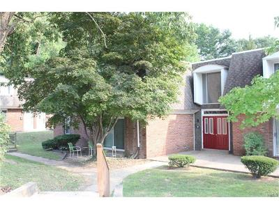 Collinsville Condo/Townhouse For Sale: 1051 Lafayette #A