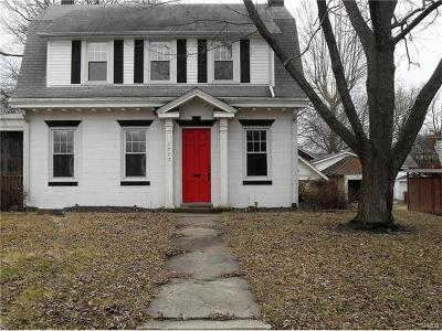Highland Single Family Home For Sale: 1707 Washington Street