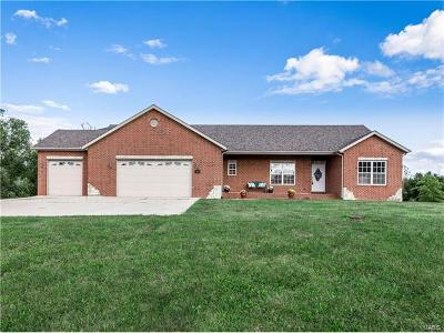 Collinsville Single Family Home For Sale: 556 Longhi