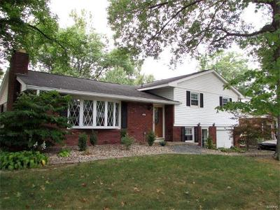 Godfrey IL Single Family Home For Sale: $185,000
