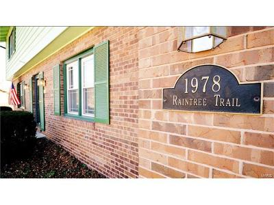 Collinsville Single Family Home For Sale: 1978 Raintree Trail