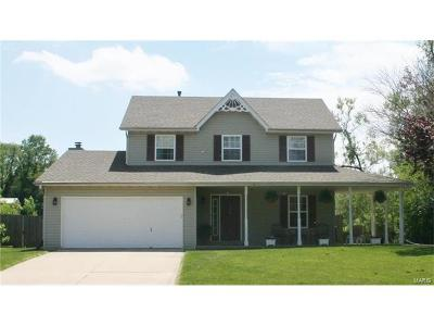Belleville Single Family Home For Sale: 2312 Greenfield Drive