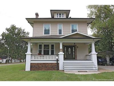 Scott City Single Family Home Contingent w/Kickout: 603 5th Street West