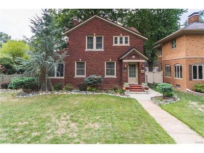 Belleville Single Family Home For Sale: 301 North Pennsylvania Avenue