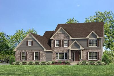 Wildwood Single Family Home For Sale: 1 Tbb-Waterford@wakefield Forest