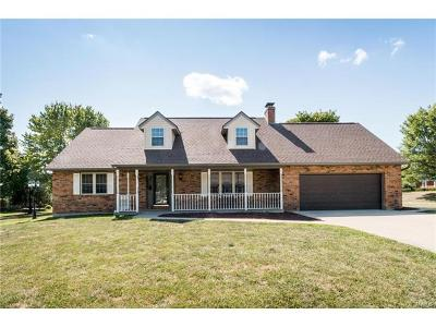 Red Bud Single Family Home For Sale: 1024 Alan Drive