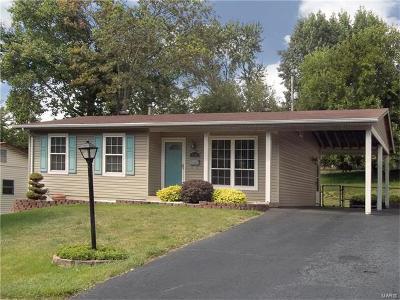 Hazelwood Single Family Home For Sale: 5336 Ville Rosa