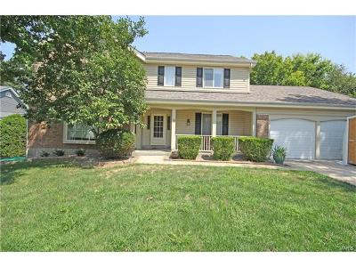 Single Family Home For Sale: 10 Carriage Way East