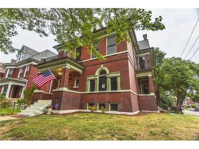 St Louis Single Family Home For Sale: 3501 Sidney