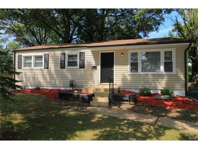 Single Family Home For Sale: 1037 Forestwood