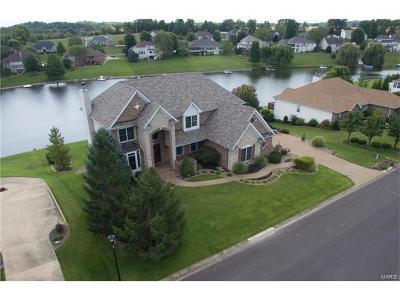 Washington Single Family Home For Sale: 301 Lake View Drive