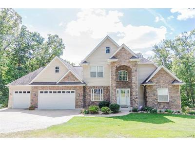 Troy Single Family Home For Sale: 418 Winding Woods Drive