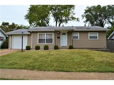 Hazelwood Single Family Home For Sale: 6711 Vineland Drive