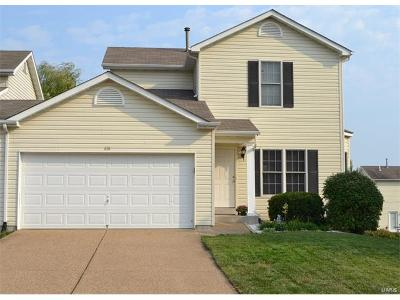 Wentzville Single Family Home For Sale: 218 John Charles Drive