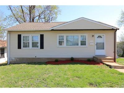 Single Family Home For Sale: 6030 Washington Avenue