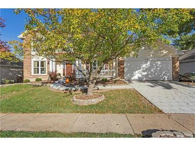 Wildwood Single Family Home For Sale: 440 Arlington Terrace Drive