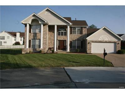 Florissant Single Family Home For Sale: 4311 Margaret Ridge