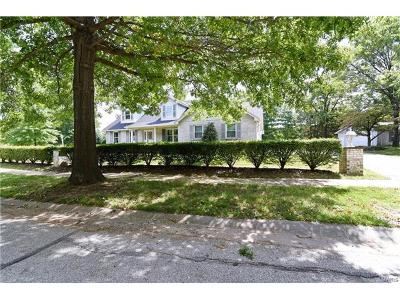 Fenton Single Family Home For Sale: 1344 Summit Drive