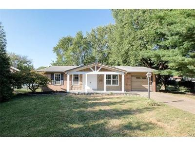 Hazelwood Single Family Home For Sale: 592 Haventree Drive