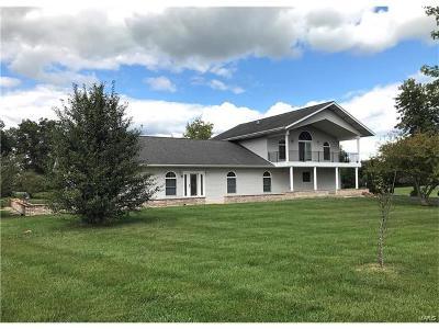 St Jacob Single Family Home For Sale: 5 Doug Drive