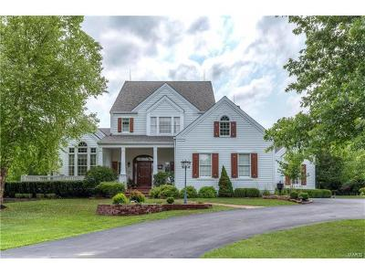 Wildwood Single Family Home For Sale: 1100 Sara Mathews Lane