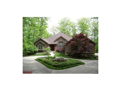 Innsbrook MO Single Family Home For Sale: $419,900