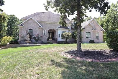 Pevely Single Family Home For Sale: 59 Christina Drive