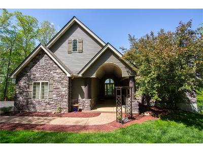 Innsbrook MO Single Family Home For Sale: $749,900