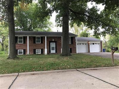 Single Family Home For Sale: 11460 Fox Hall