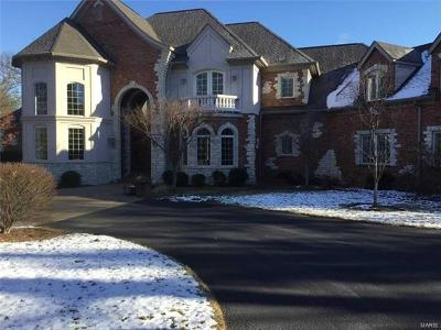 Ladue Single Family Home For Sale: 8 Twin Springs Lane