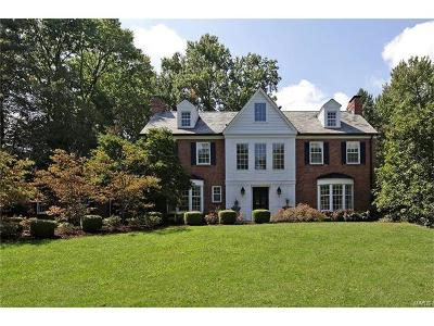 Single Family Home For Sale: 1145 Hillside Drive