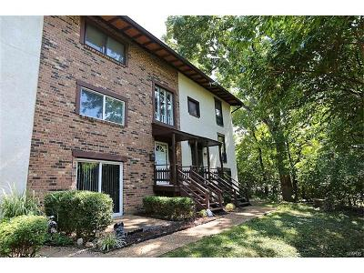 Ellisville Condo/Townhouse For Sale: 345 Carmel Woods Drive
