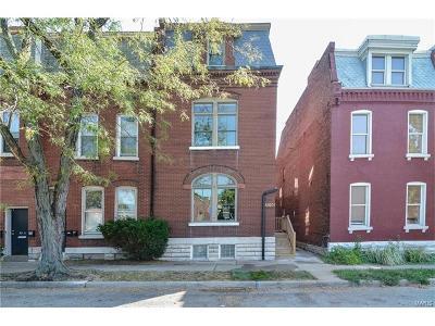 St Louis Single Family Home For Sale: 3006 Missouri Avenue
