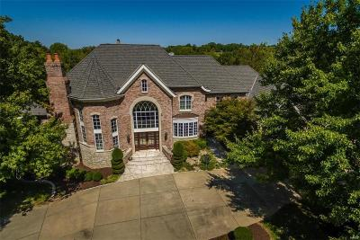St Louis Single Family Home For Sale: 23 Brookwood