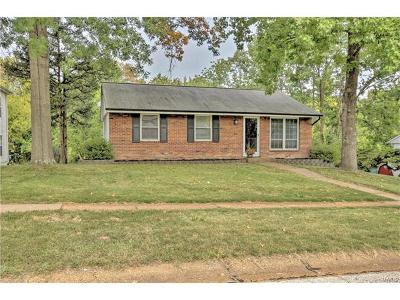 Single Family Home Contingent No Kickout: 1201 Miremont Drive