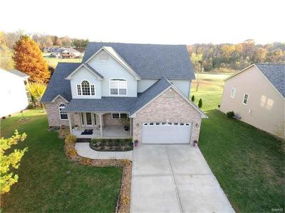 Maryville Single Family Home For Sale: 116 Stonebridge Crossing