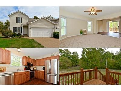 Wentzville Single Family Home Contingent No Kickout: 1075 Goss Court