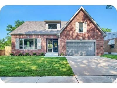 St Louis Single Family Home For Sale: 5945 Clifton