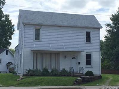 Belleville IL Single Family Home For Sale: $79,900