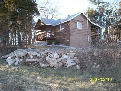 Dittmer Single Family Home For Sale: 7894 Dittmer Catawissa Road
