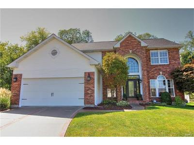 Single Family Home For Sale: 3512 Cabernet Way Court