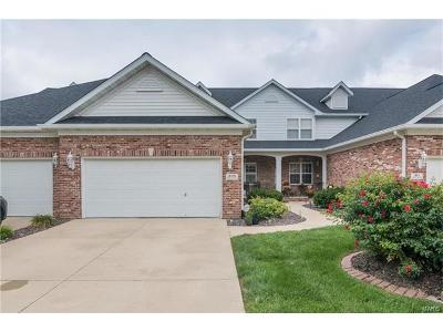 Edwardsville Condo/Townhouse For Sale: 409 Country Club View Drive