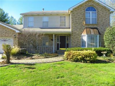 Collinsville Single Family Home For Sale: 1873 Raintree Trail