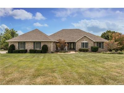 Single Family Home For Sale: 20 Prairie Crossing Drive