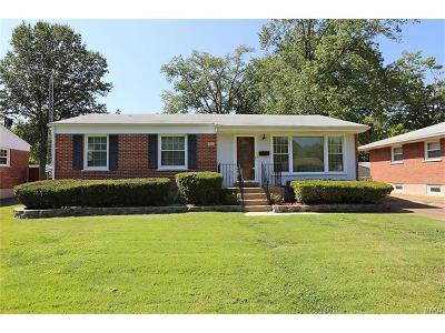 Florissant Single Family Home Option: 385 South Jefferson Street