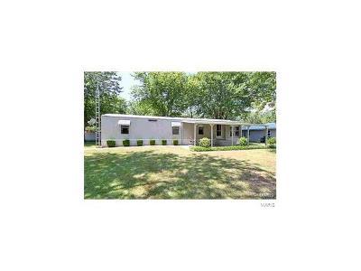 Scott City Single Family Home For Sale: 1100 Good Hope