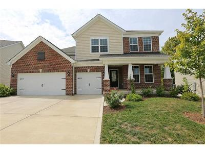 Dardenne Prairie Single Family Home For Sale: 320 Chestnut Creek Circle